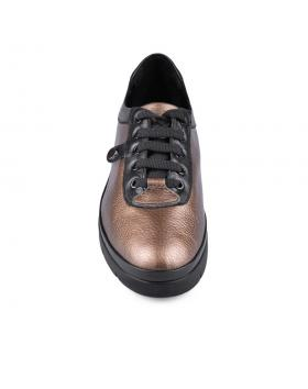 Бежови дамски ежедневни обувки 0130178 в online магазин Fashionzona