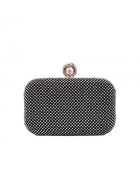 Черна дамска елегантна чанта 0129283 в online магазин Fashionzona