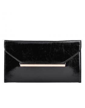 дамска елегантна чанта черна 0129250 в online магазин Fashionzona