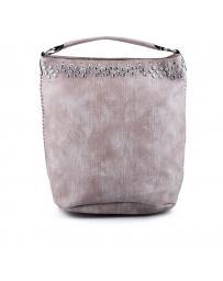 Бежова дамска ежедневна чанта Jovena в online магазин Fashionzona