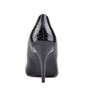Черни дамски елегантни обувки 0129582 в online магазин Fashionzona