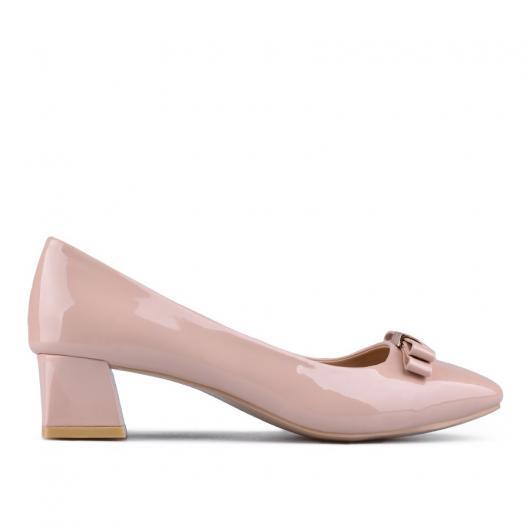 Бежови дамски ежедневни обувки Estephanie