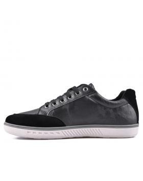 Черни мъжки кецове Charro в online магазин Fashionzona