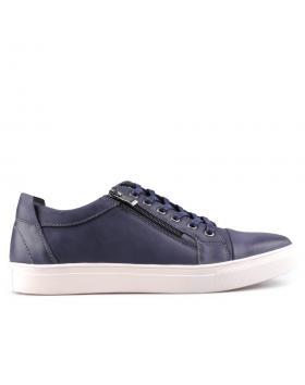 Сини мъжки кецове 0129346 в online магазин Fashionzona
