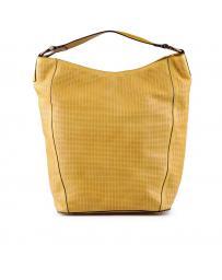 Жълта дамска ежедневна чанта Raquel в online магазин Fashionzona