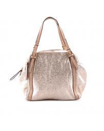 Златиста дамска ежедневна чанта Destinie в online магазин Fashionzona