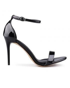 Черни дамски елегантни сандали Eliza в online магазин Fashionzona