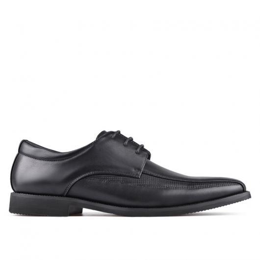 Черни мъжки елегантни обувки Cortez