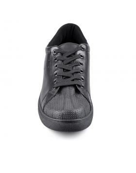 Черни мъжки кецове Pacificus в online магазин Fashionzona