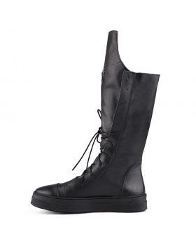 Черни дамски летни ботуши Raylene в online магазин Fashionzona