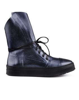 Сини дамски кецове 0130590 в online магазин Fashionzona
