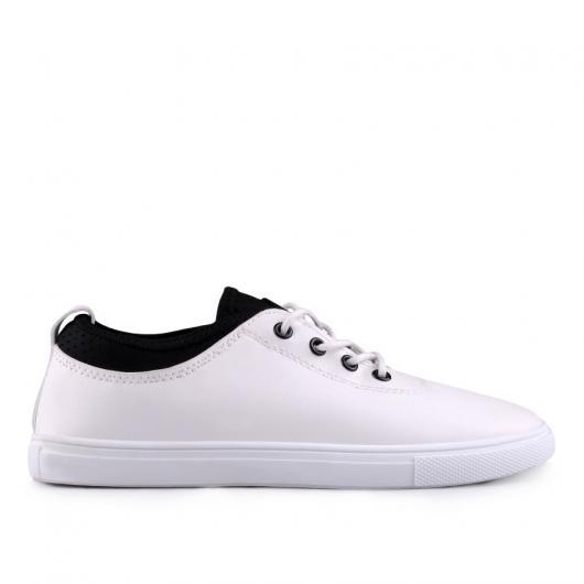 835f1f0fae3 Бели дамски кецове Nicollette ⋙ на цена 14,94 лв — Fashionzona