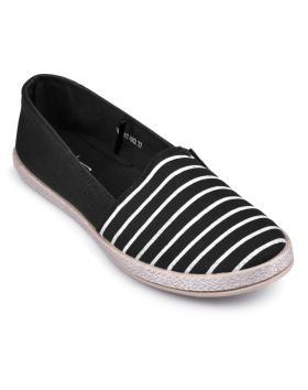 Черни дамски ежедневни обувки Harrietta в online магазин Fashionzona
