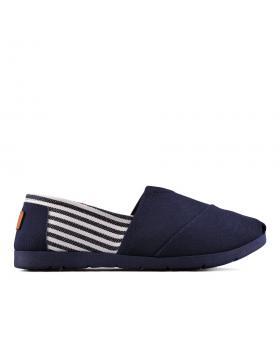 Дамски ежедневни обувки сини 0129164 в online магазин Fashionzona