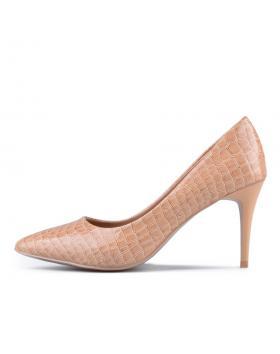 Бежови дамски елегантни обувки Margey в online магазин Fashionzona