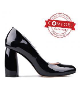 Черни дамски елегантни обувки Amberly в online магазин Fashionzona