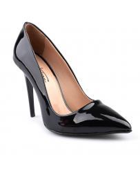 Черни дамски елегантни обувки 0126025