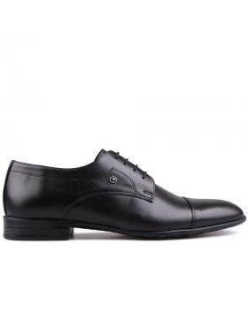 Мъжки елегантни обувки черни 0130804 в online магазин Fashionzona