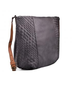 Черна дамска ежедневна чанта 0130437 в online магазин Fashionzona