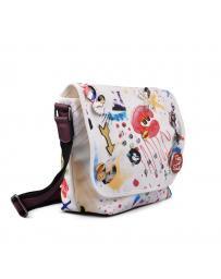 Бяла дамска ежедневна чанта Chiquita в online магазин Fashionzona