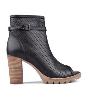 Дамски летни боти черни 0131107 в online магазин Fashionzona