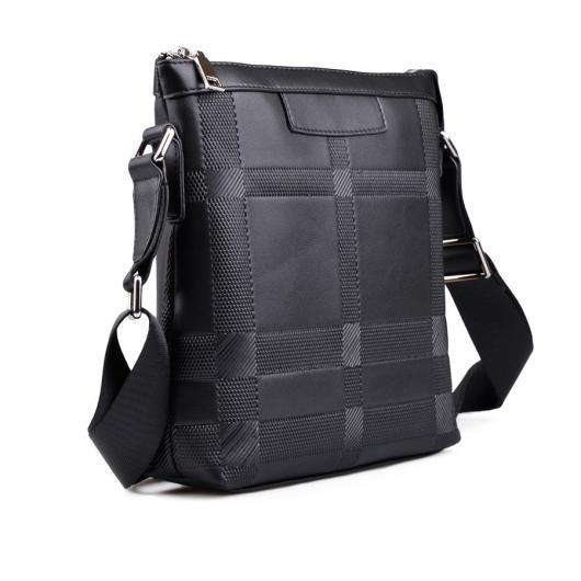 Черна мъжка ежедневна чанта Ivan