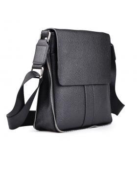 Мъжка ежедневна чанта черна 0130636 в online магазин Fashionzona
