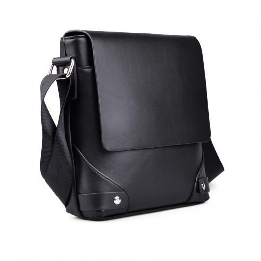 Черна мъжка ежедневна чанта Esequiel