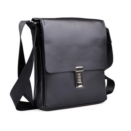 Черна мъжка ежедневна чанта Danilo