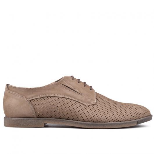 Бежови мъжки ежедневни обувки Abun