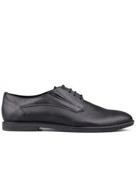 Черни мъжки ежедневни обувки 0131295 в online магазин Fashionzona