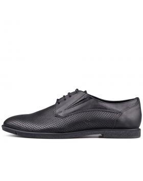 Черни мъжки ежедневни обувки Ignazio в online магазин Fashionzona