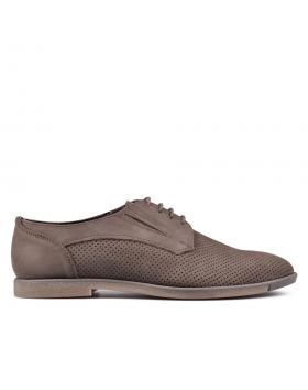 Кафяви мъжки ежедневни обувки 0131292 в online магазин Fashionzona
