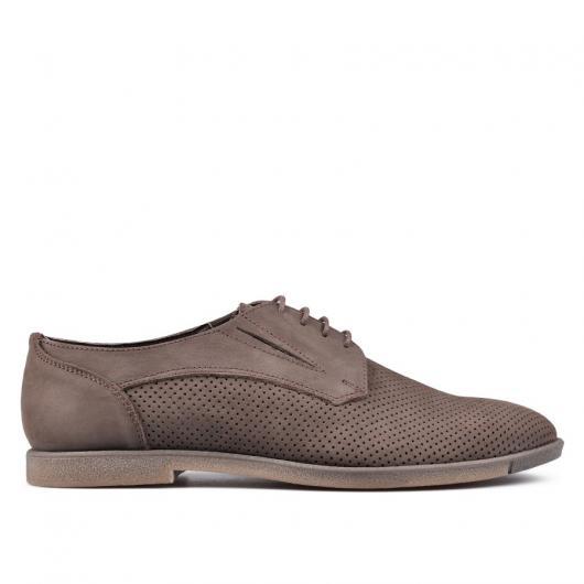 Кафяви мъжки ежедневни обувки Calvin