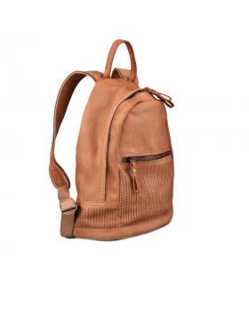 Кафява дамска раница 0129485 в online магазин Fashionzona