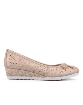 Дамски ежедневни обувки златисти 0130135 в online магазин Fashionzona
