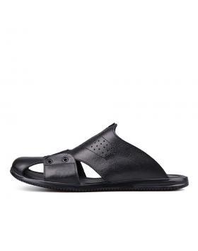 Черни мъжки чехли Maurice в online магазин Fashionzona