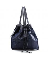 Тъмносиня дамска раница Felicitas в online магазин Fashionzona