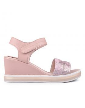 Дамски ежедневни сандали розови 0132062 в online магазин Fashionzona
