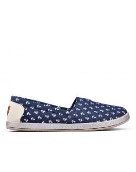Дамски ежедневни обувки сини 0131283 в online магазин Fashionzona