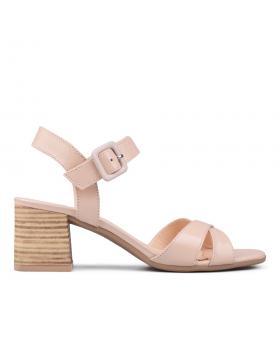 Дамски ежедневни сандали бежови 0131416 в online магазин Fashionzona