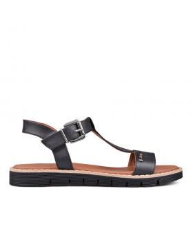 Дамски ежедневни сандали черни 0131402 в online магазин Fashionzona