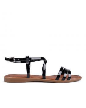 Дамски ежедневни сандали черни 0132518 в online магазин Fashionzona