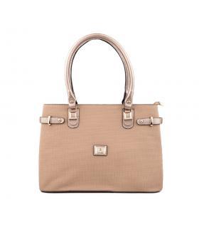 Бежова дамска ежедневна чанта Neneh в online магазин Fashionzona
