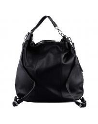 Черна дамска раница Keonna в online магазин Fashionzona