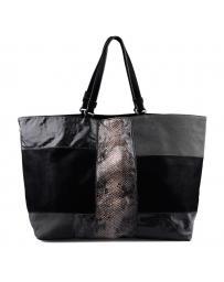 Черна дамска ежедневна чанта Kaeleigh в online магазин Fashionzona