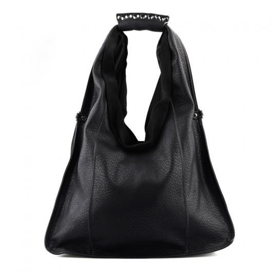 Черна дамска ежедневна чанта Artemesia