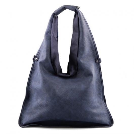 Синя дамска ежедневна чанта Lianne