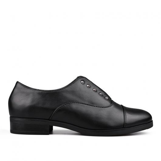 Черни дамски ежедневни обувки Catarina