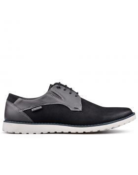 Мъжки ежедневни обувки черни 0131649 в online магазин Fashionzona